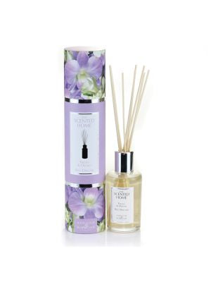 Ashleigh and Burwood  FREESIA AND ORCHID  Reed diffuser
