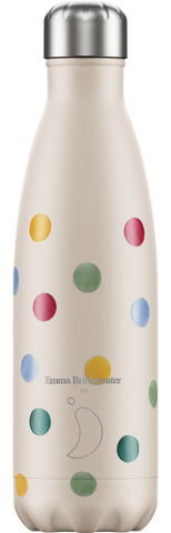 Chilly's Emma Bridgewater Polkadot 500ml Bottle