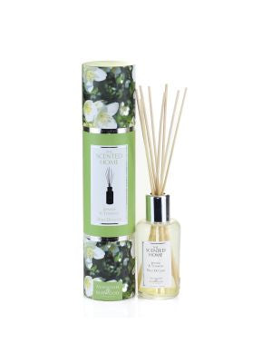Ashleigh and Burwood JASMINE AND TUBEROSE Reed diffuser pack of 2