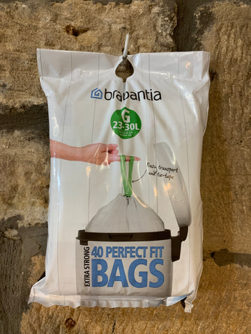 Brabantia Bin Liner G VALUE POUCH