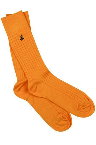 Swole Panda Bamboo Sock Plain Yellow pack of 3