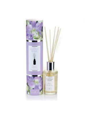 Ashleigh and Burwood  FREESIA AND ORCHID  Reed diffuser pack of 2