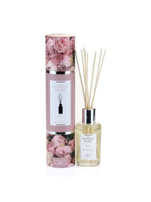 Ashleigh and Burwood PEONY Reed diffuser pack of 2