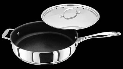 Stellar 7000 28cm Covered Saute Pan - Non Stick