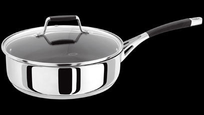 Stellar 5000 Induction 24cm Covered Saute Pan