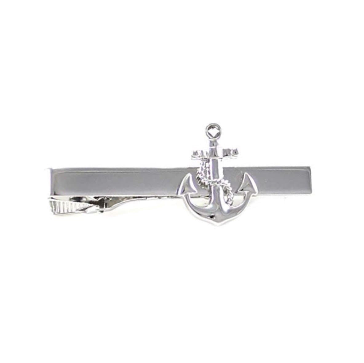 Large Anchor Tie Bar - Stolen Riches