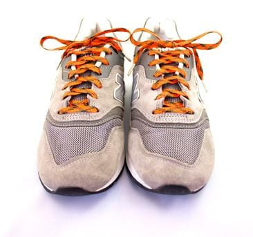 "Camo brown laces for sneakers (Length: 45""/114cm) - Stolen Riches"