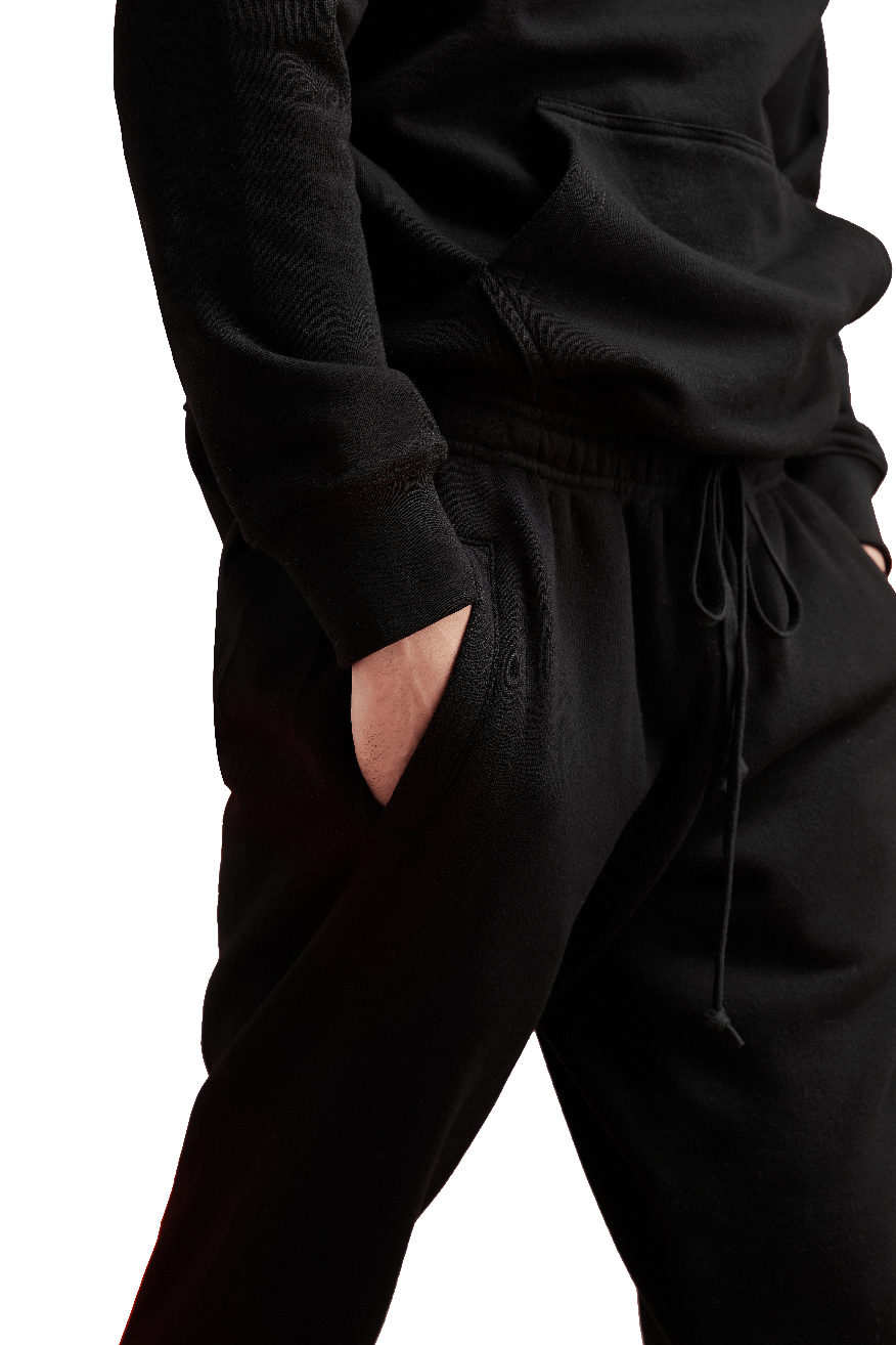 Black Sweatpant