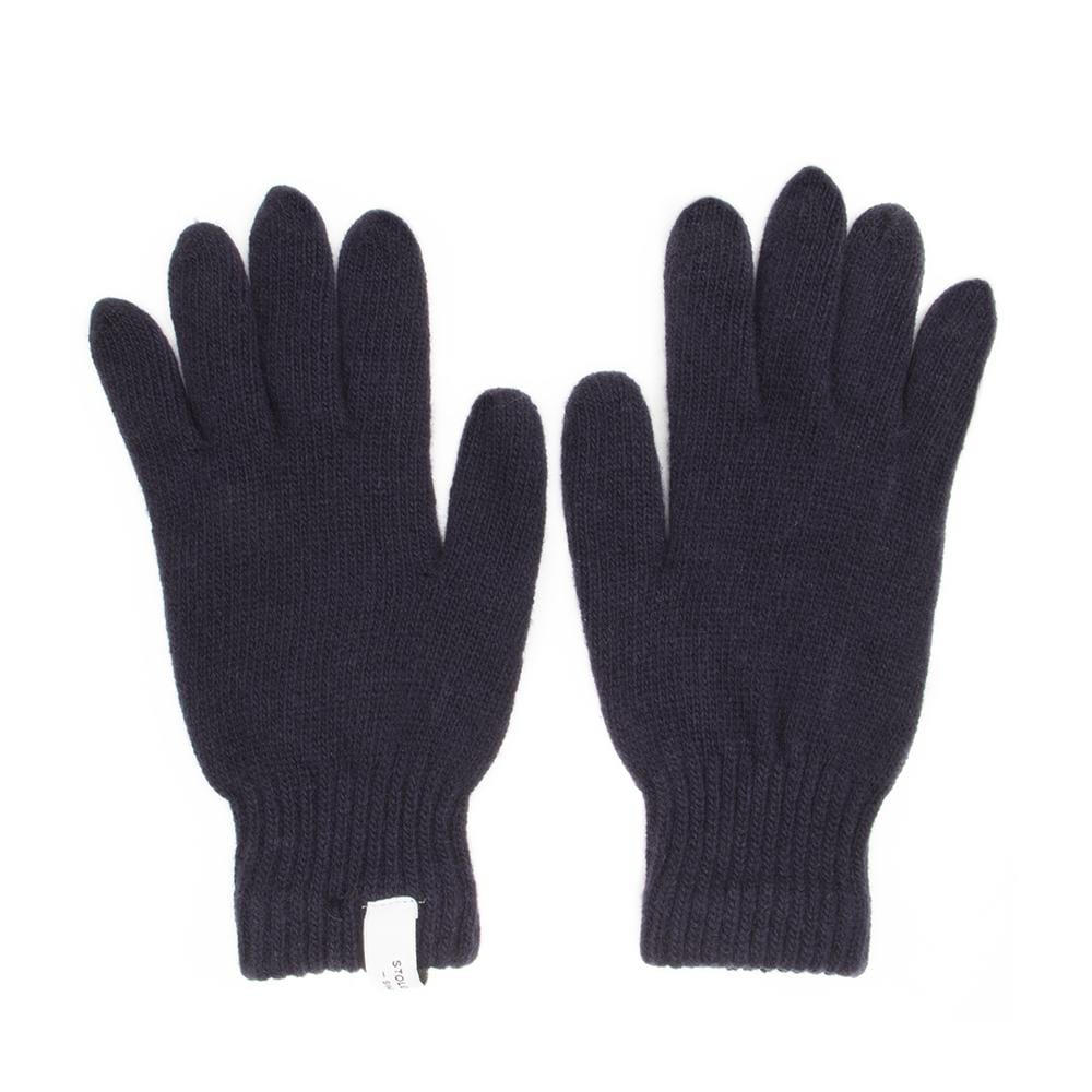 Mission Blue Wool Gloves - Stolen Riches