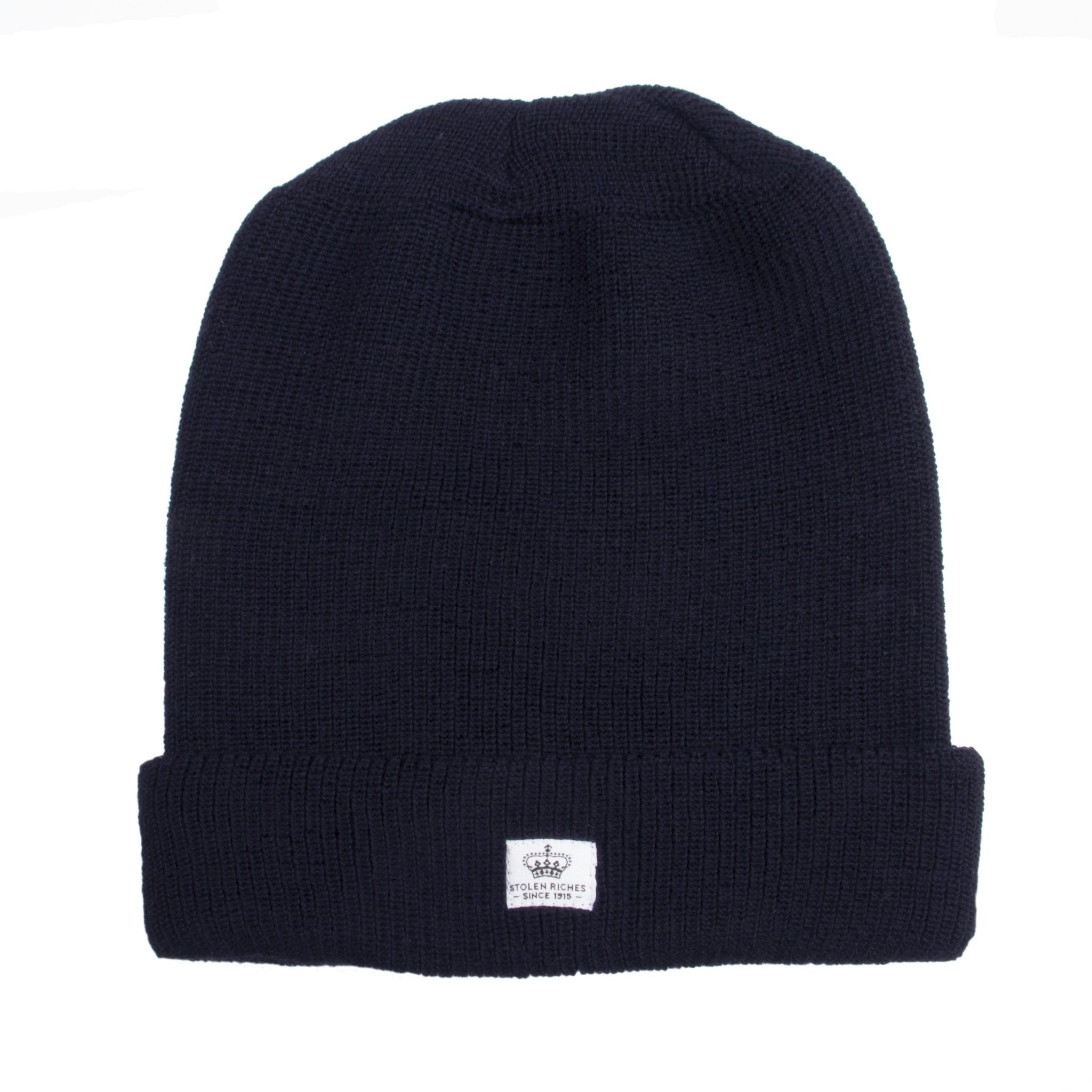 Mission Blue Wool Toque - Stolen Riches