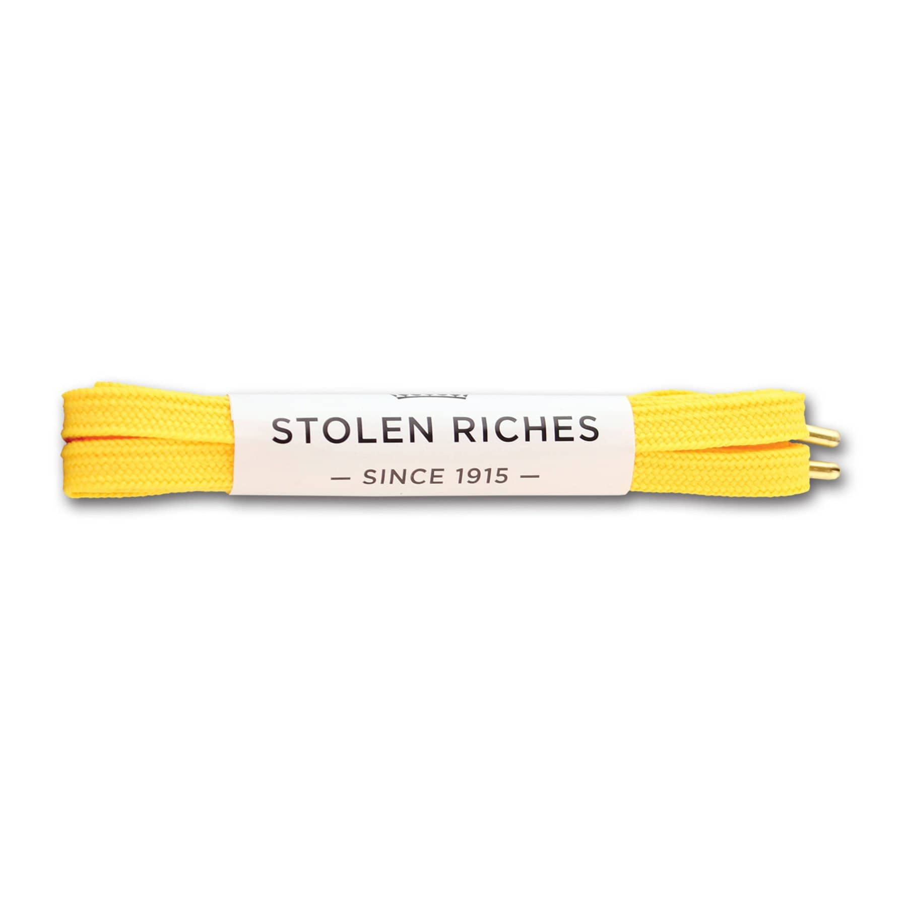"Huckleberry Yellow (Length: 45""/114cm) - Stolen Riches"