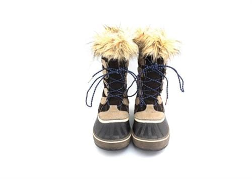 "Dark blue laces for winter boots (Length: 72""/183cm) - Stolen Riches"