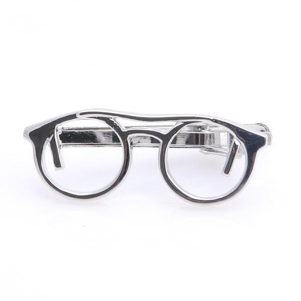 Glasses Tie Bar - Stolen Riches