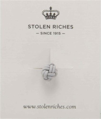 Huckleberry Yellow with Isolar Silver - Stolen Riches