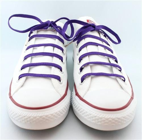 "Purple laces for sneakers (Length: 45""/114cm) - Stolen Riches"