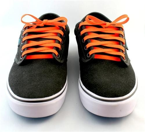 "Neon orange for sneakers (Length: 45""/114cm) - Stolen Riches"