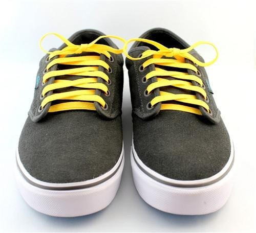 "Canary yellow laces for sneakers (Length: 45""/114cm) - Stolen Riches"