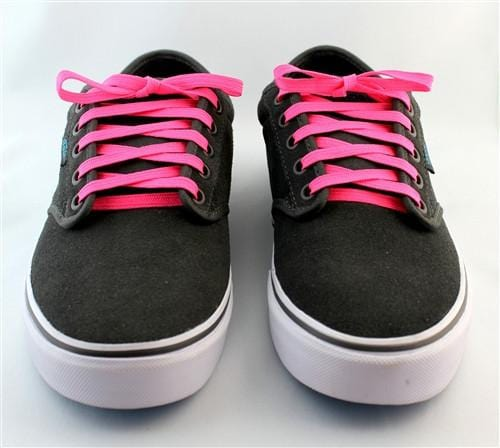 "Neon pink laces for sneakers (Length: 45""/114cm) - Stolen Riches"