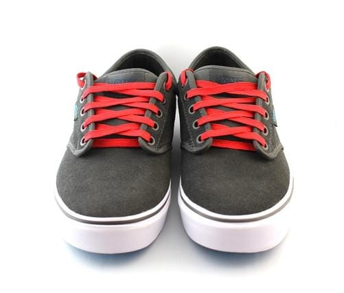 "Bright red laces for sneakers (Length: 45""/114cm) - Stolen Riches"