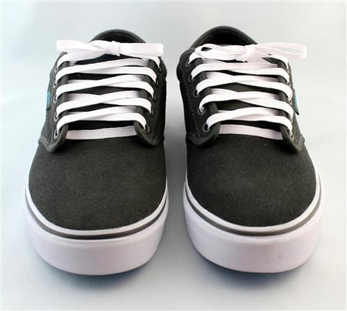 "White laces for sneakers (Length: 45""/114cm) - Stolen Riches"