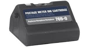 Pitney Bowes Postage Meter Ink 769-0
