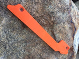 Inlay Hunter Orange for Kwaiback CF