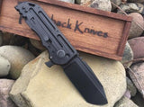 Hoback/Alphahunter Collab Black Stallion WarHorse Folder, Fallout Black