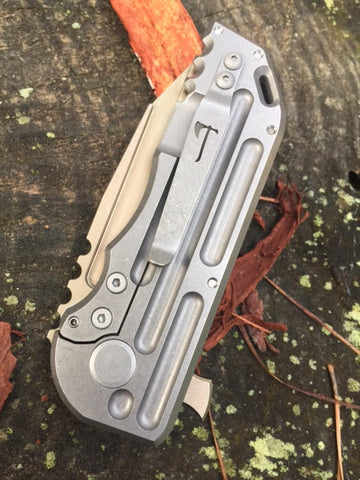 Hoback/Alphahunter Collab Black Stallion WarHorse Folder, Prototype