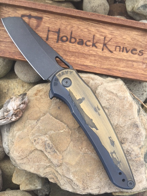 Hoback OSF Hero Series - Navy