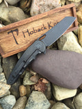 Hoback OSF Cross Fallout Black