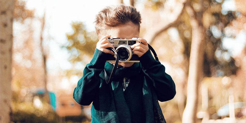 photography by kids