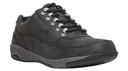 Black Propet M0604 Mack Men's Shoe - Diabetic Shoes