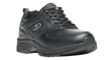 Black Propet M5501 Warner Men's Shoe -Diabetic Shoes