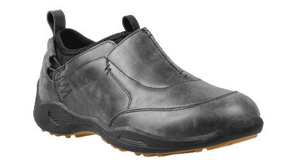 Vintage Black Propet M4402 Otoban Men's Shoe - Diabetic Shoes