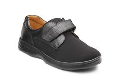Dr. Black Comfort Annie Women's Shoe (Velcro) | Diabetic Shoes | Orthopedic Shoe