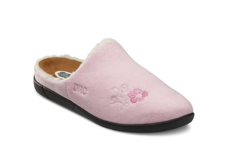 Dr. Comfort Pink Cozy Women's Slipper | Diabetic Shoes | Orthopedic Shoe