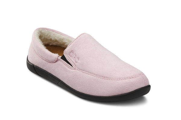Dr. Comfort Pink Cuddle Women's Slipper | Diabetic Shoes | Orthopedic Shoe