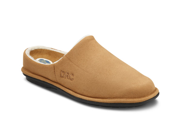 Dr. Comfort Camel Easy Men's Slipper | Diabetic Shoes | Orthopedic Shoe