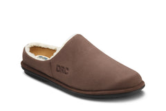 Dr. Comfort Chocolate Easy Men's Slipper | Diabetic Shoes | Orthopedic Shoe