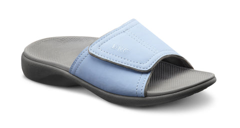 Dr. Comfort Blue Kelly Women's Sandal | Diabetic Shoes | Orthopedic Shoe
