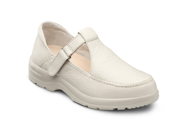 Dr. Comfort Beige LuLu Women's Casual Shoe | Diabetic Shoes | Orthopedic Shoe
