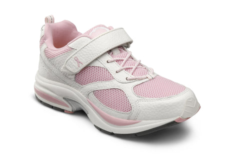 Dr. Comfort Pink Victory Women's Athletic Shoe | Diabetic Shoes | Orthopedic Shoe