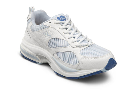 Dr. Comfort Blue Victory Plus Women's Athletic Shoe | Diabetic Shoes | Orthopedic Shoe