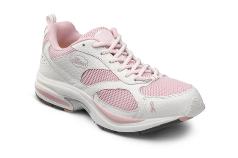 Dr. Comfort Pink Victory Plus Women's Athletic Shoe | Diabetic Shoes | Orthopedic Shoe