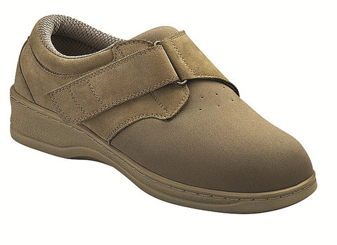 Orthofeet 824 Wichita Women's Comfort Shoe Beige | Diabetic Shoes