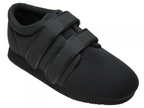 Orthofeet 77111 Big Easy Women's Medical Shoe Black | Diabetic Shoes