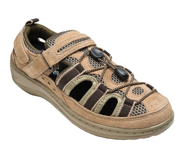 Orthofeet 873 Women's Blue Casual Shoe | Diabetic Shoes
