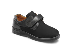 Dr. Black Comfort Annie-x Women's Shoe (Velcro) | Diabetic Shoes | Orthopedic Shoe