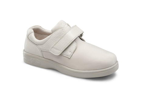Dr. Beige Comfort Annie-x Women's Shoe (Velcro) | Diabetic Shoes | Orthopedic Shoe