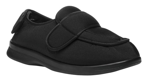 Black Propet M0095 Cronus Men's Shoe- Diabetic Shoes